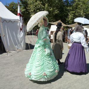Sacramento, CA (Old Town, Gold Rush events) - 67