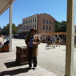 Sacramento, CA (Old Town, Gold Rush events) - 77