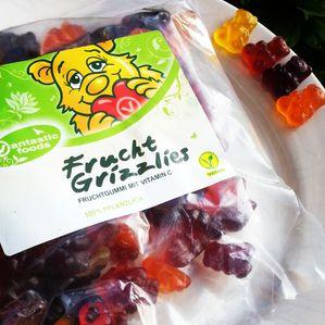Vantastic Foods Frucht Grizzlies