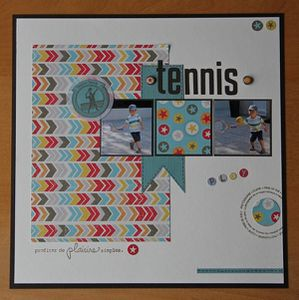 Page Tennis