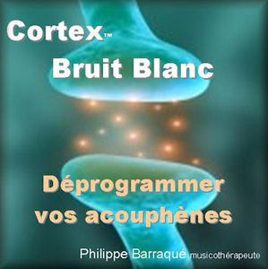 CD Cortex Bruit Blanc Button red