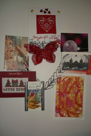 Cartes Noël 2012