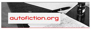 Logo autofiction.org