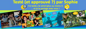 Test et approuv par Sophie