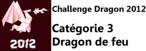 Challenge Dragon de Feu
