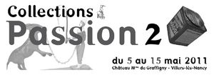 flyer coll passion 2011