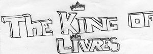 Logo The king of Livres