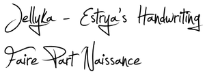 jellyka-estrya-s-handwriting