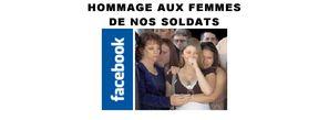 Hommage aux FEMMES de nos soldats