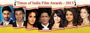Time of india film awards