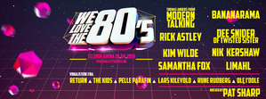 we love the 80's 2
