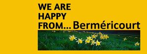we are happy from berme jonquilles