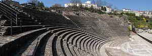 Le théâtre romain1