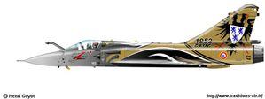 Mirage2000CRDI Cambresis dissolution 750