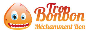 logo tropbonbon orange HD
