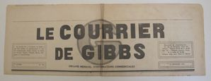 journal courrier de gibbs 1