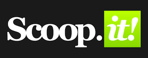 logo scoopit black