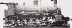 1900 locomotiva expo Parigi