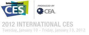 CES 2012 Logo Las Vegas