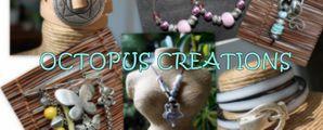 Bannière Octopus créations