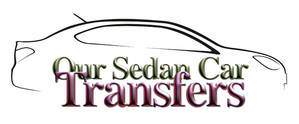 sedan car transfers logo