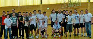 Indoorkick Gewinner Ü18 Mannschaften