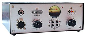 fluid tube preamp