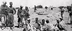 Algériens déportés en n calédonie