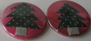 damo badges sapin