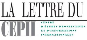 Lettre CEPII
