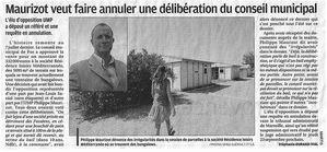 La Provence 11 sept 10