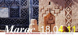 journée internationale du patrimoine 2011