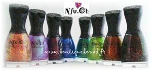 Nfu Oh serie 49 à 60 flakie