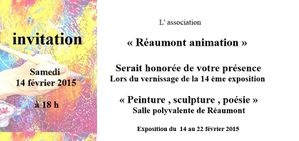 l'invitation reaumont 2015