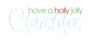SP HolidayMagic WordArt