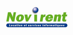 novirent logo location courtes durées serveur unix windows stockage switch ibm hp bull dell sun