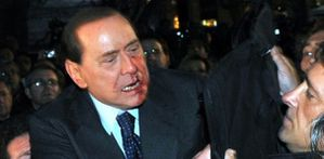 italy-s-pm-berlusconi-attacked-in-downtown-milan 292