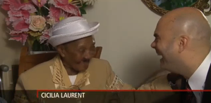Cicilia Laurent, 117 ans