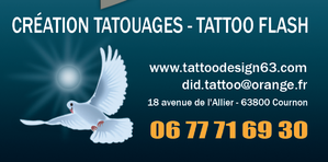 logo tatoo design