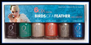 Orly Birds of feather (flacons)
