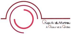 Logo chapelle du martrou