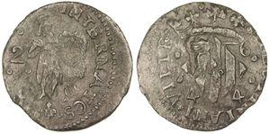 2 Sous Louis XIV 1644 Perpignan-copie-1