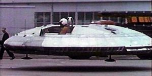 lenticular VEHICLE langley Virginie 1959