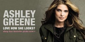Ashley Greene Mark Campaign 1