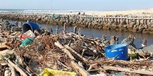 Centre nautique de Soustons nettoyage plage