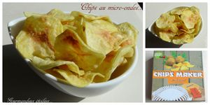 Chips au micro ondes