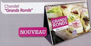 Chevalet Grands ronds