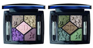 dior fall look collection le 2013 mystic metallics