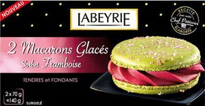 macarons glacés labeyrie