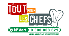 tout pour les chefs